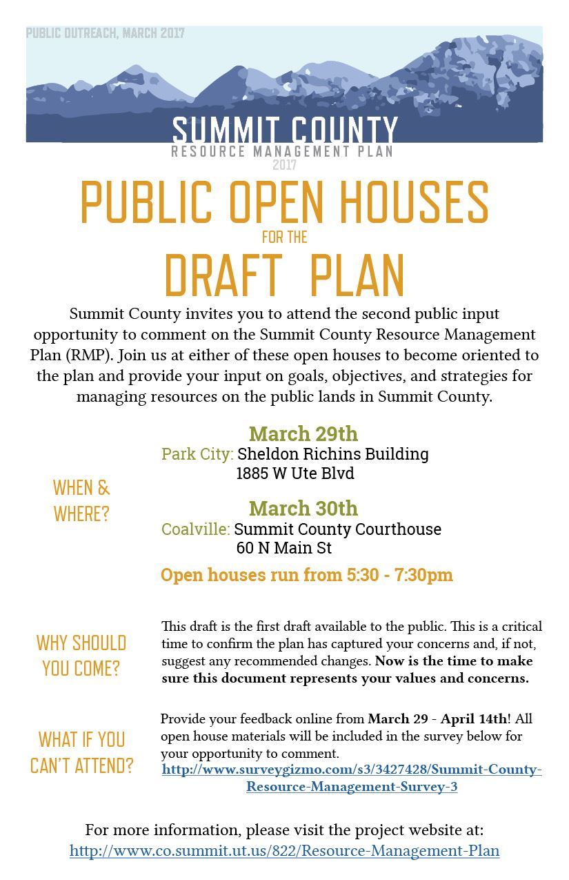 SCRMP Open House Flier March 2017