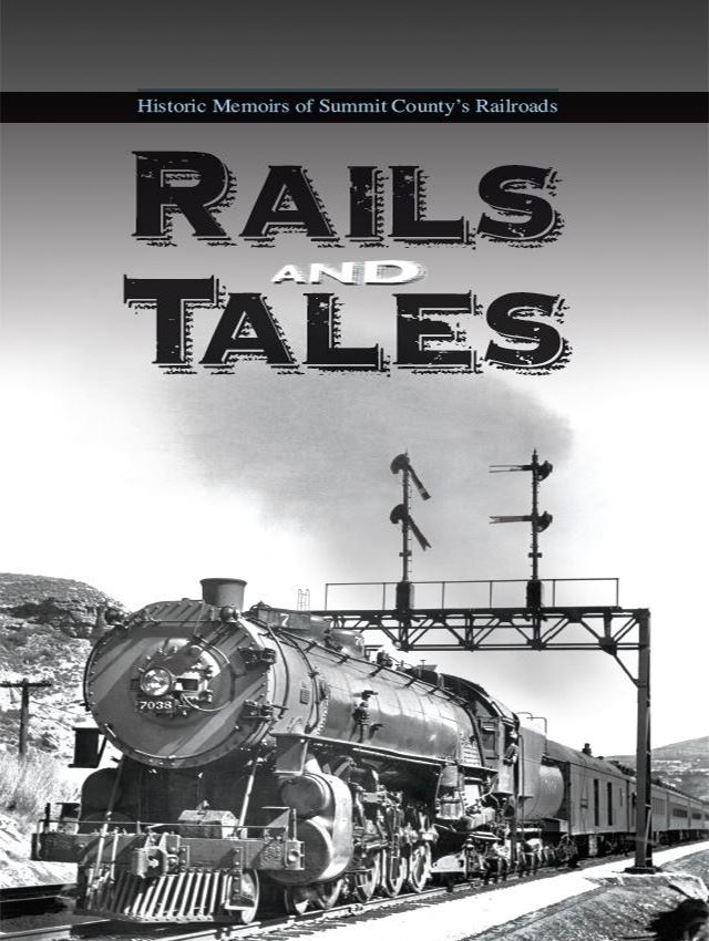 Rails and Tales Cover