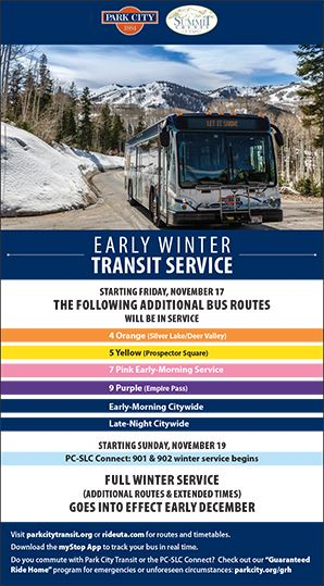 Summit County Transportation | Summit County, UT - Official Website