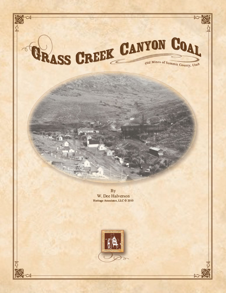 Grass Creek Canyon Cover